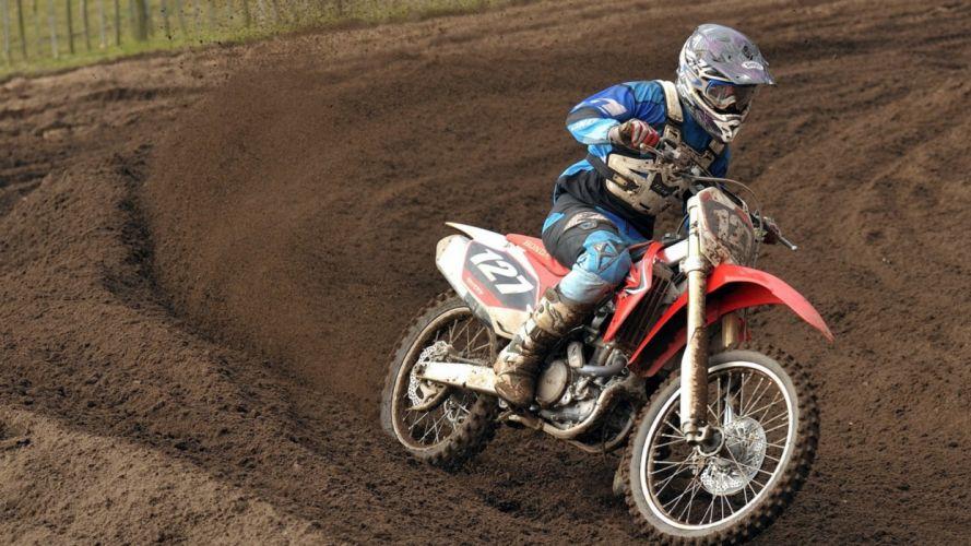 motorcycle sports racing dirtbike motocross wallpaper