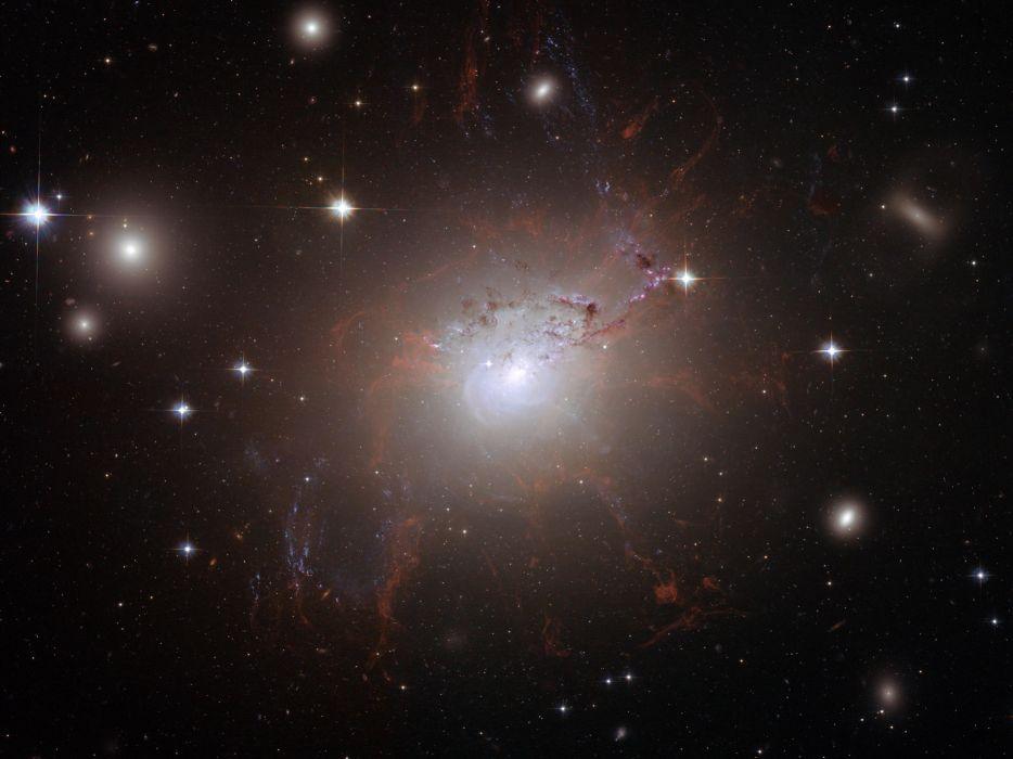 Nebula Stars wallpaper