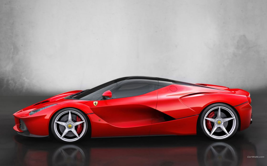 Ferrari LaFerrari supercars        c wallpaper