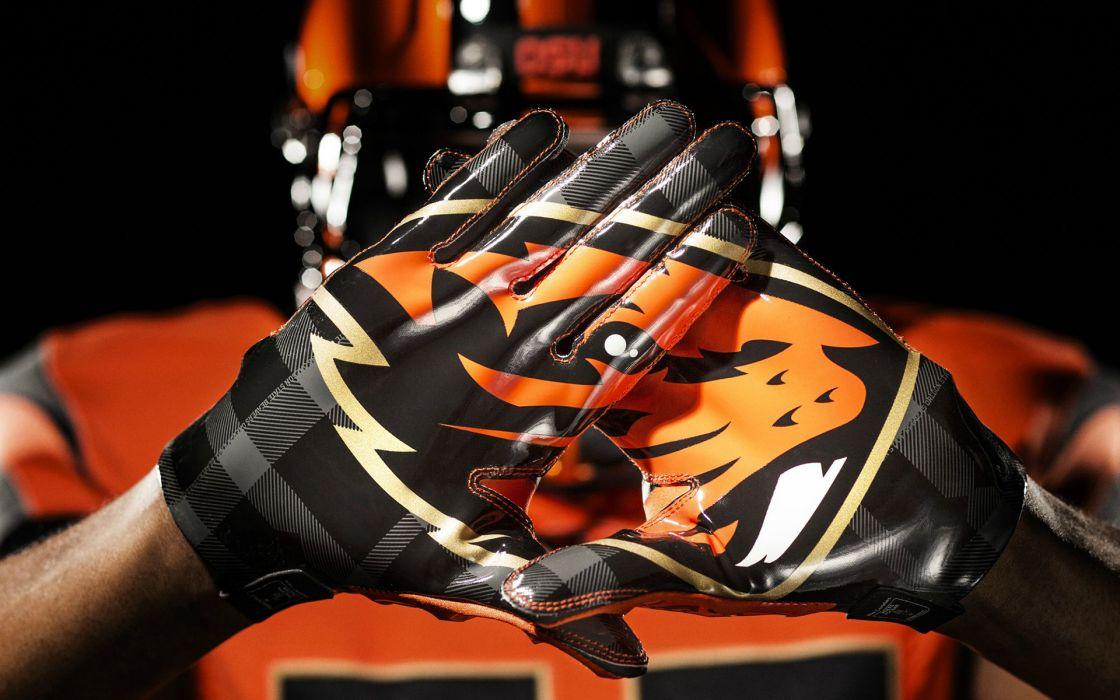 Football Gloves wallpaper