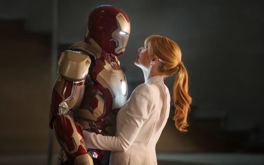 Iron Man Gwyneth Paltrow wallpaper