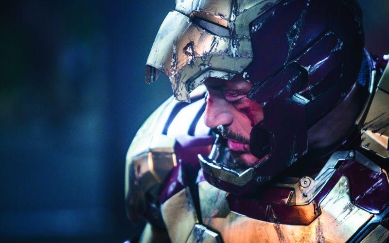 Iron Man Robert Downey wallpaper