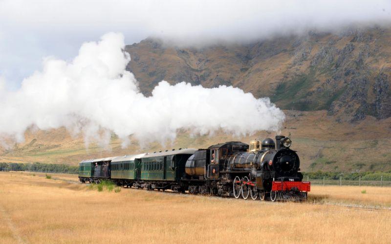 trains vehicles locomotives tracks e wallpaper