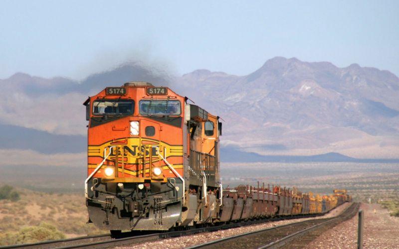 trains vehicles locomotives tracks wallpaper