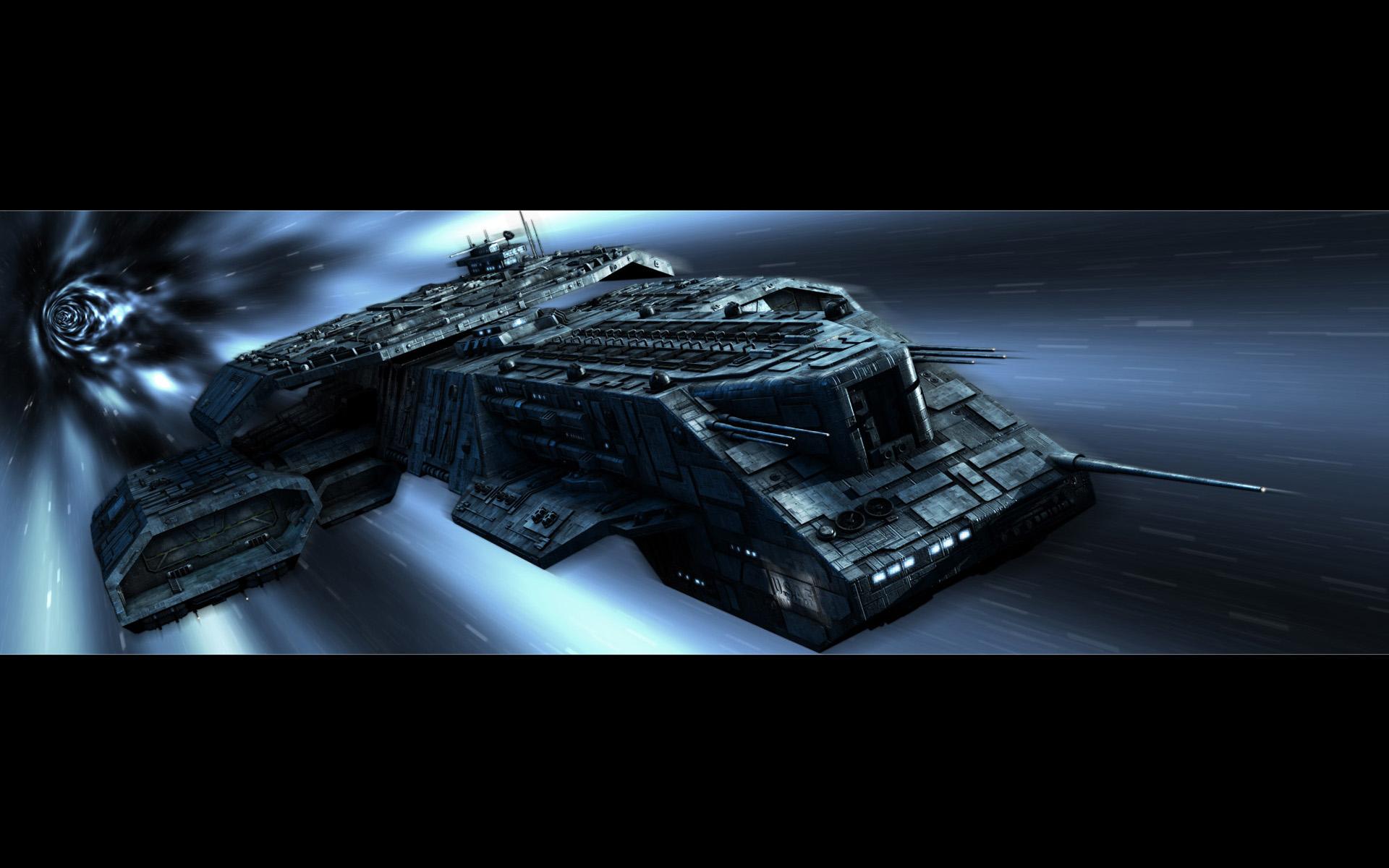 sci fi space shuttle craft - photo #5