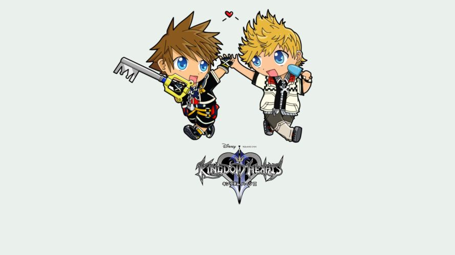 Kingdom Hearts disney wallpaper