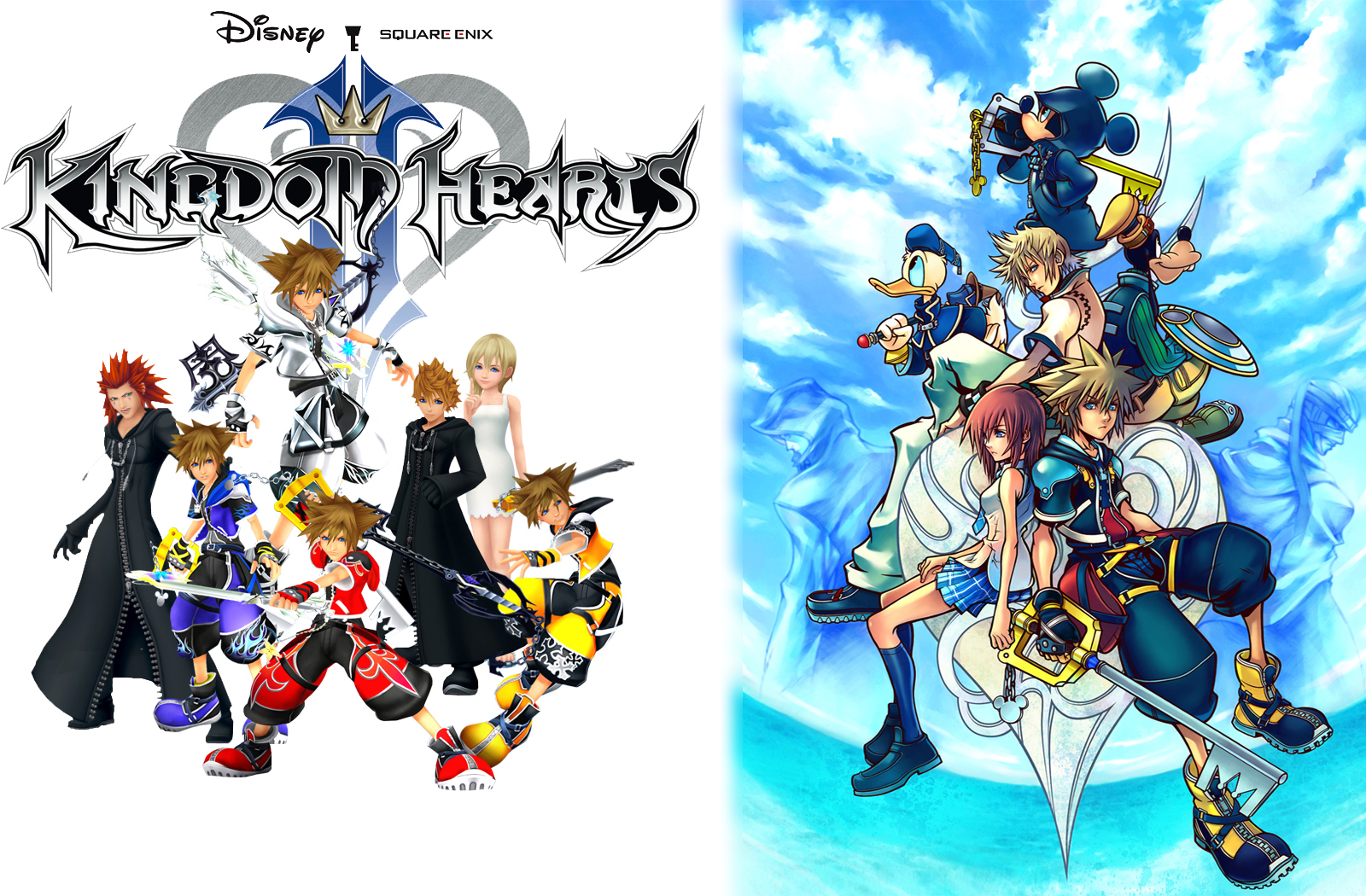 kingdom hearts wallpapers for iphone