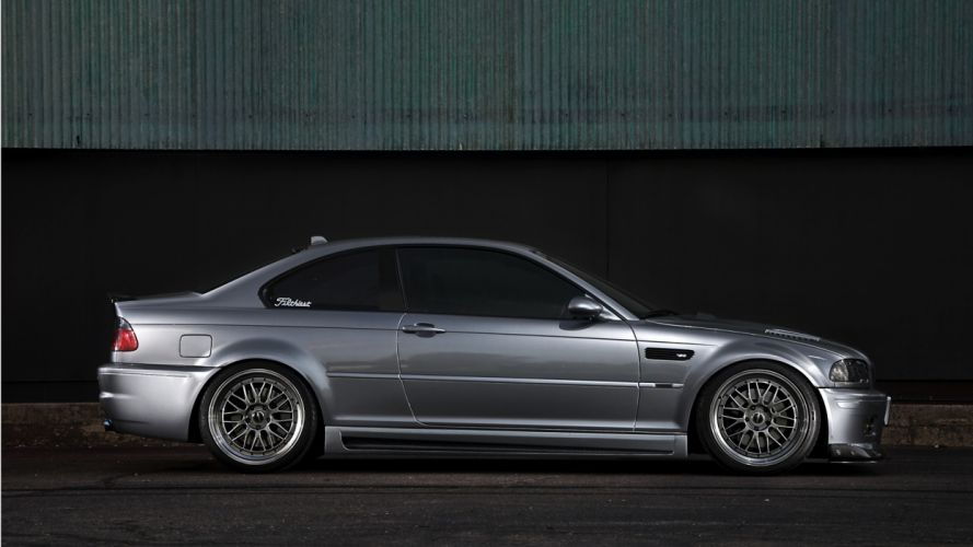bmw m3 E46 tuning wallpaper