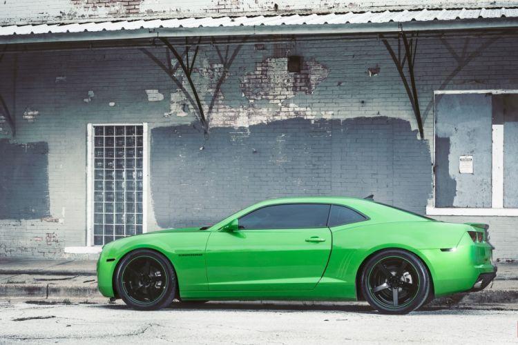 Chevrolet Camaro muscle cars tuning wallpaper