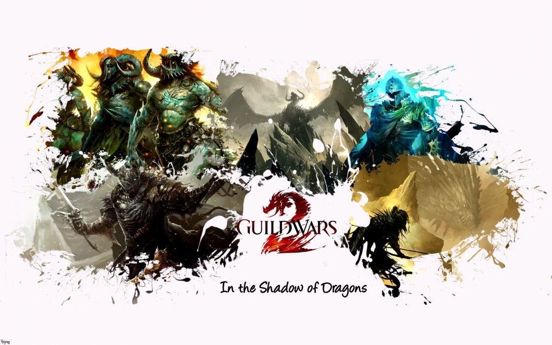 Guild Wars 2        b wallpaper