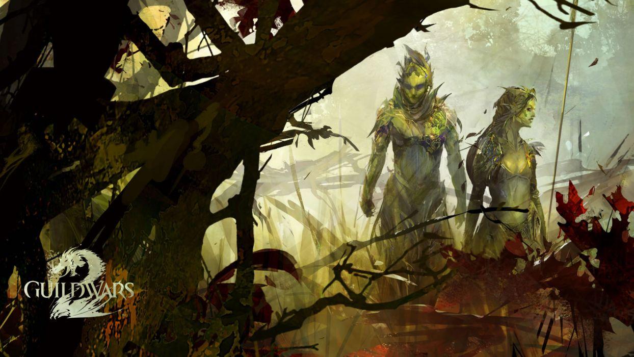 Guild Wars 2      e wallpaper
