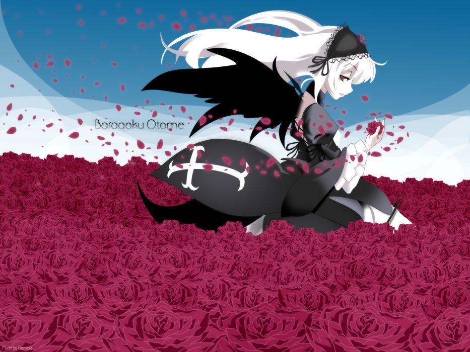 rozen maiden wallpaper