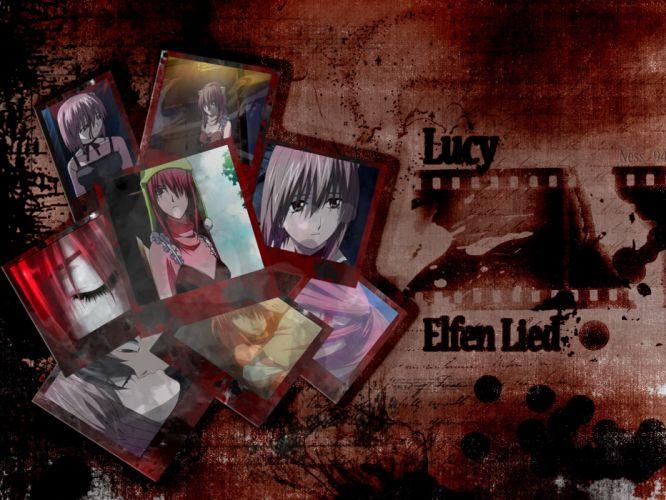 Elfen Lied wallpaper