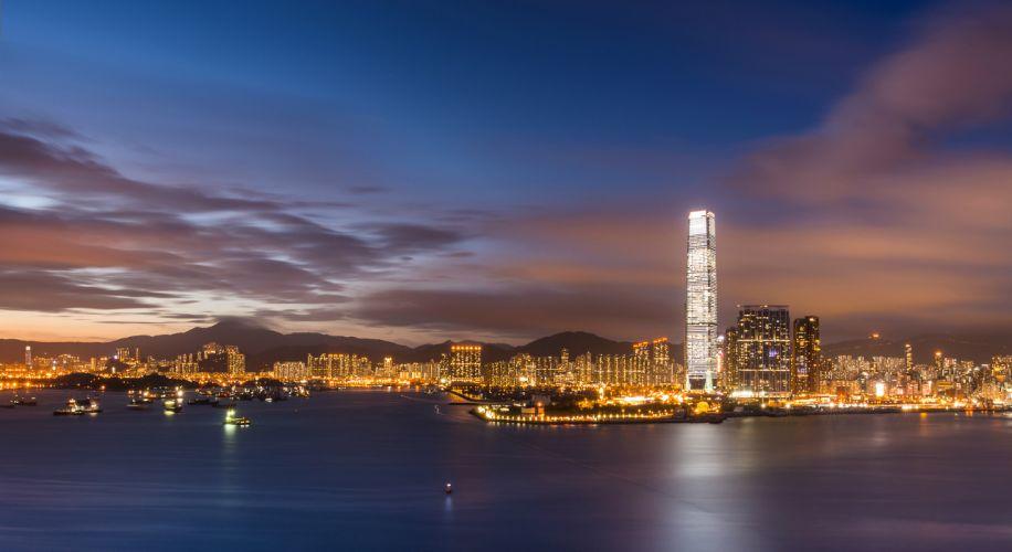 China Hong Kong wallpaper