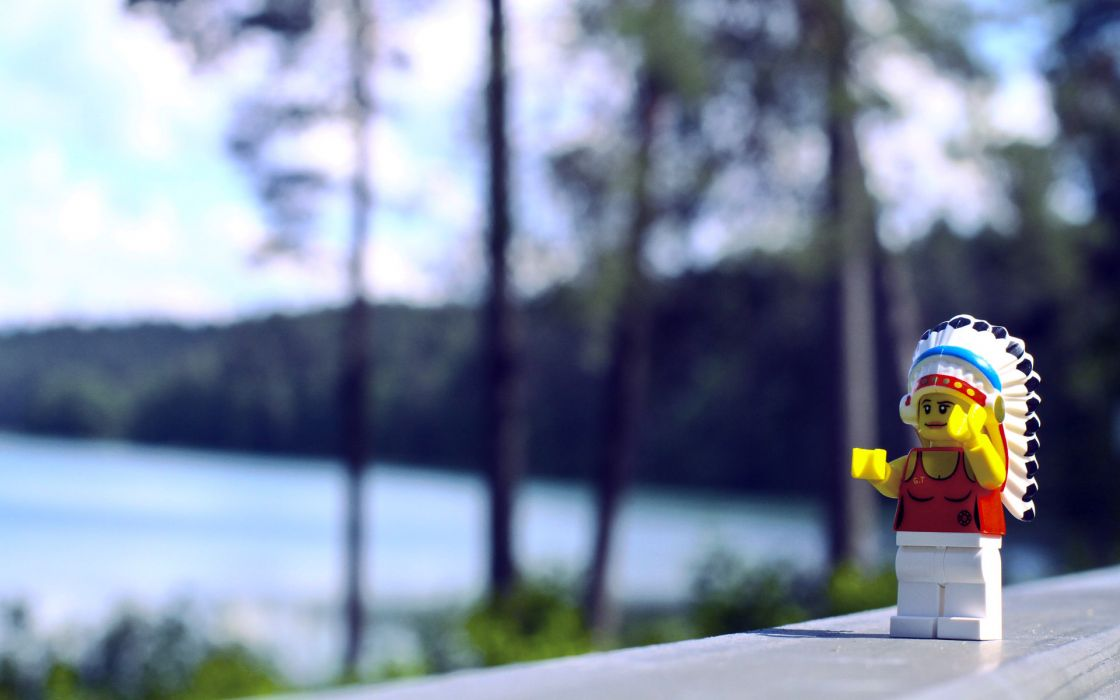 Indian Lego toys wallpaper