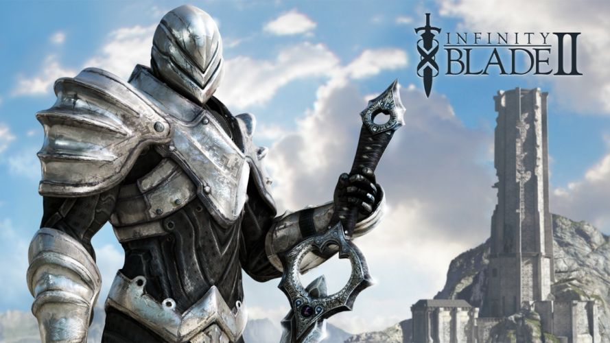 Infinity Blade Armor wallpaper