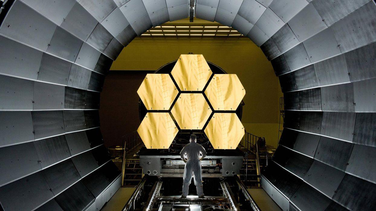 James Webb Space Telescope Telescope wallpaper