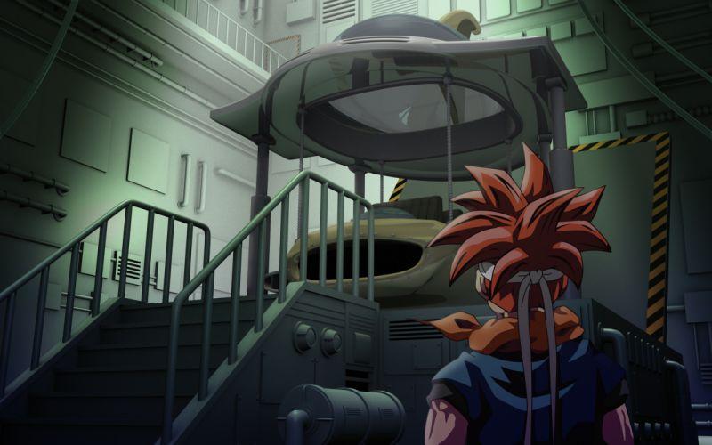 Chrono Trigger anime wallpaper
