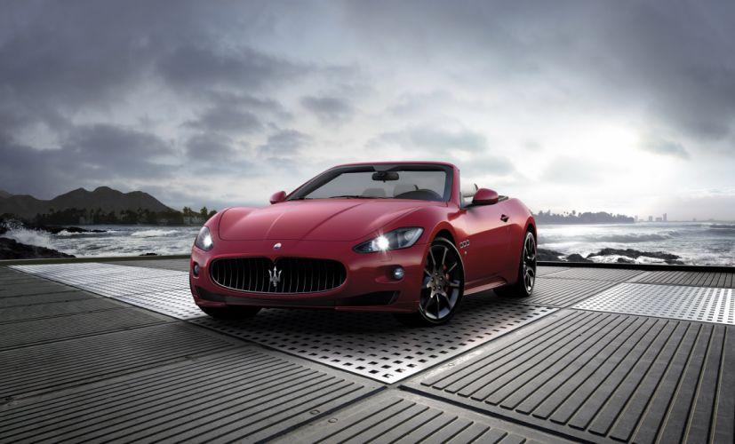 Maserati 2011 Gran Cabrio Sport wallpaper