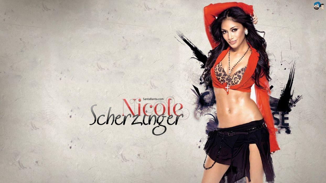 Nicole Scherzinger music women females girls sexy babes pussycat dolls wallpaper