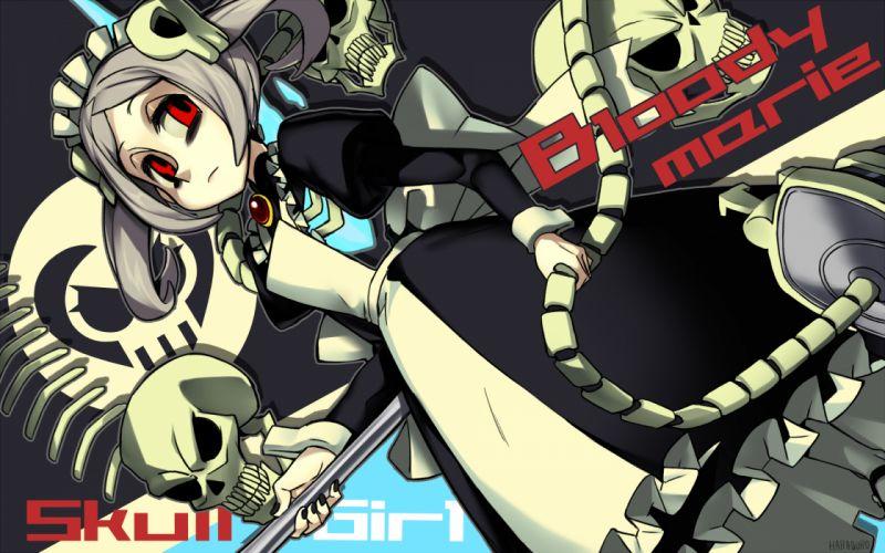 Skullgirls wallpaper