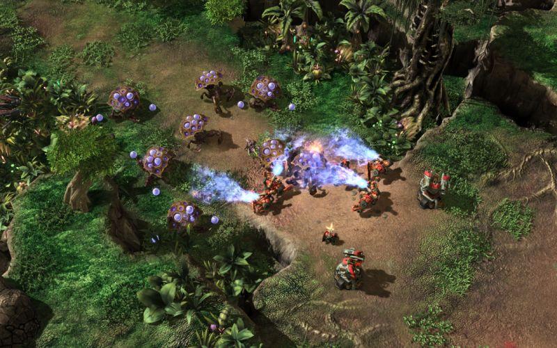 StarCraft II v wallpaper
