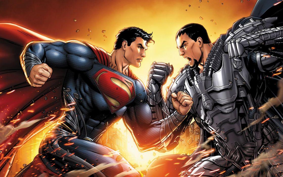 Superman DC wallpaper