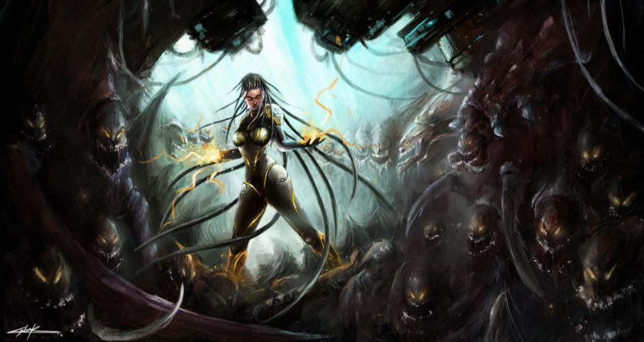 StarCraft II f wallpaper