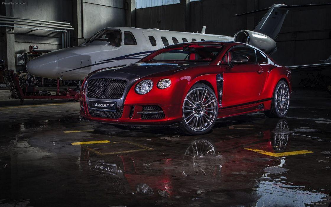 tuning Bentley Continental GT Mansory wallpaper