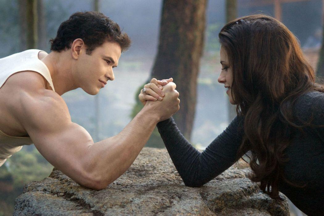 Twilight Saga Breaking Dawn Man Kristen Stewart Hands Movies Celebrities wallpaper