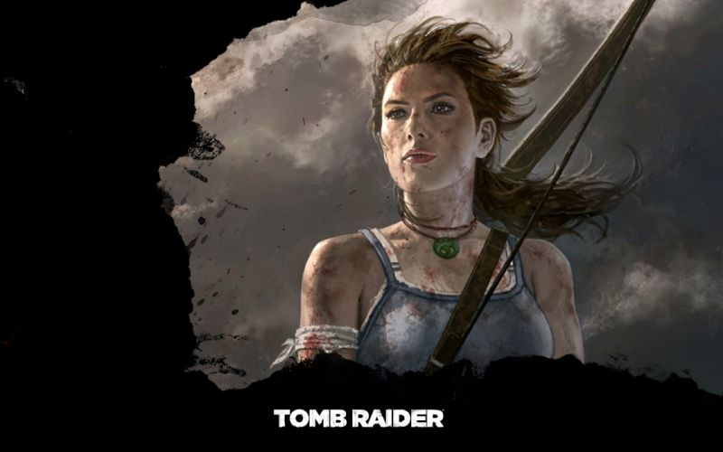 Tomb Raider 2013 Lara Croft Games Girls e wallpaper