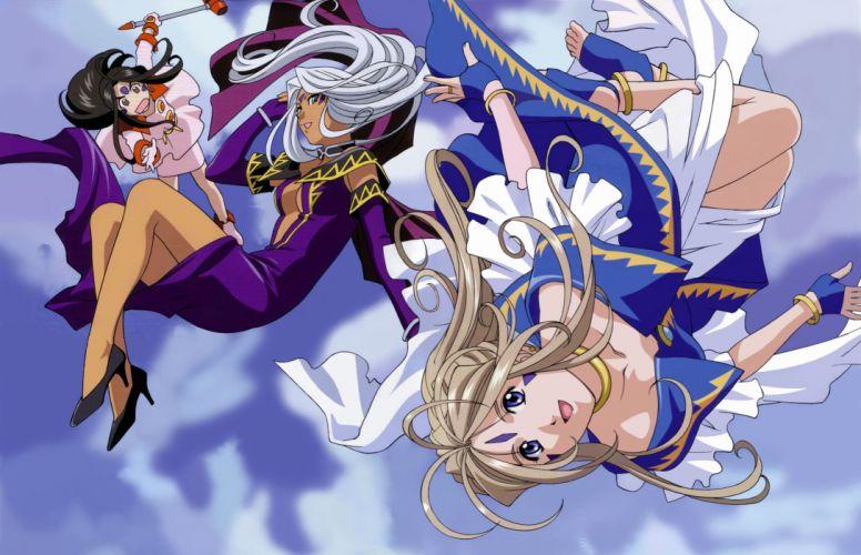 Aah! Megami-Sama Ah! My Goddess wallpaper