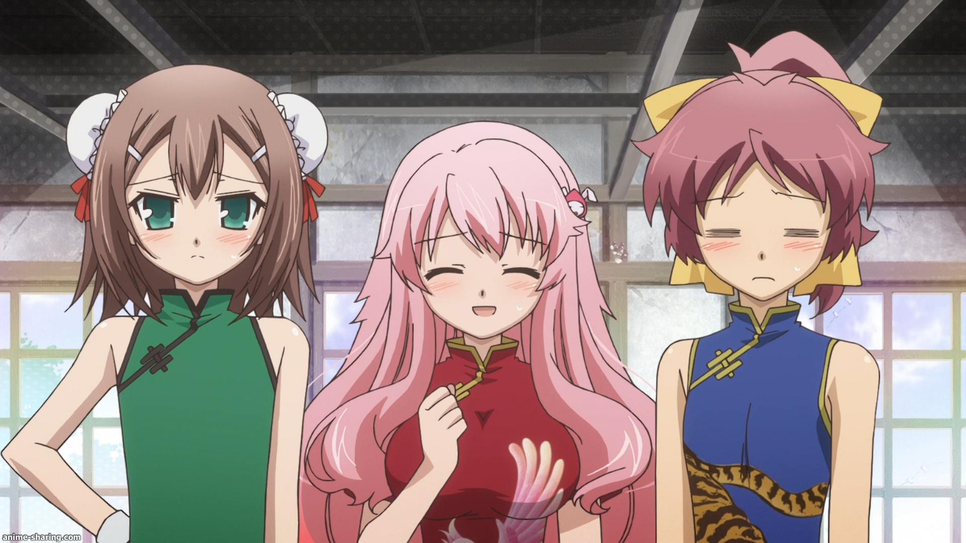 Baka to Test to Shoukanjuu Ni!: Temporada 2 ⋆ Anime Online Sub