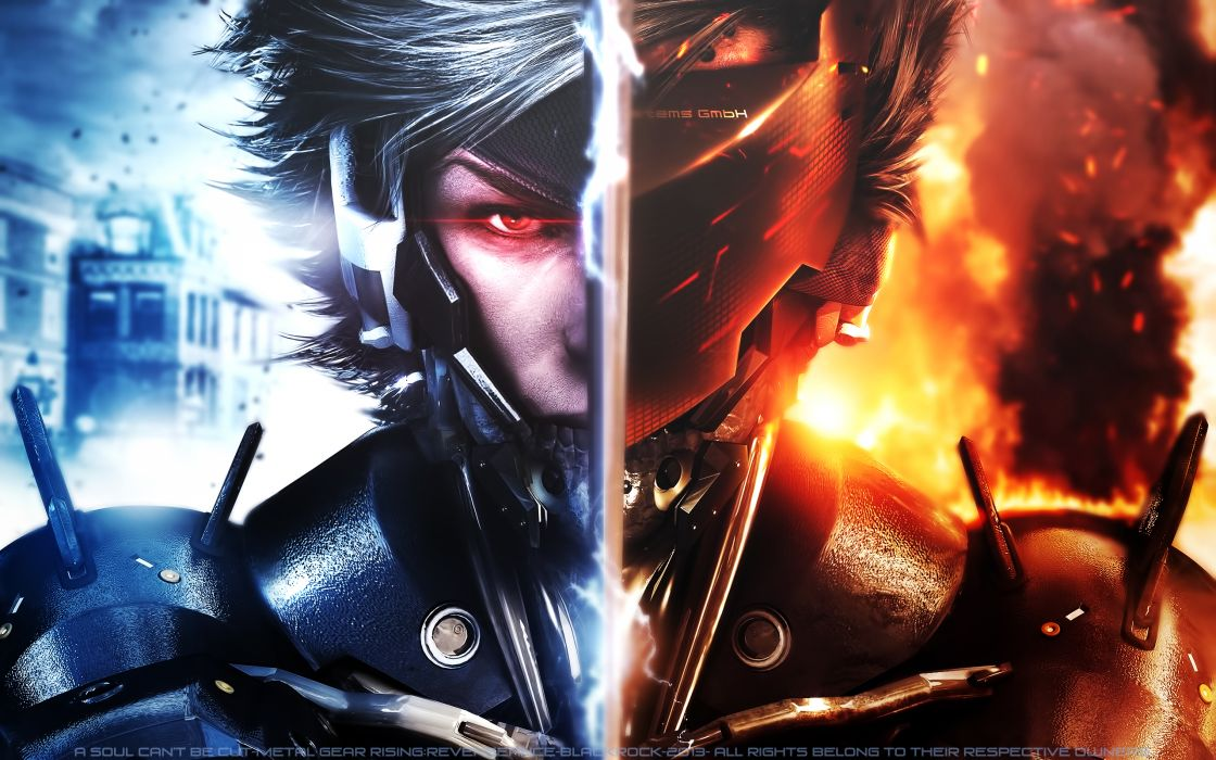 Metal Gear Rising Revengence wallpaper