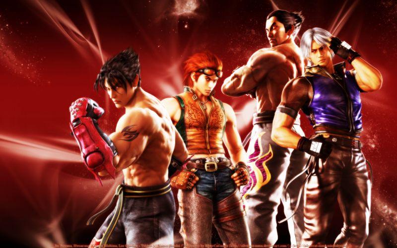 Tekken c wallpaper