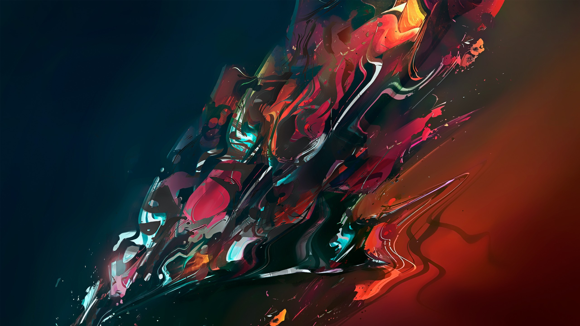 abstract color cgi painting art wallpaper | 1920x1080 | 51885