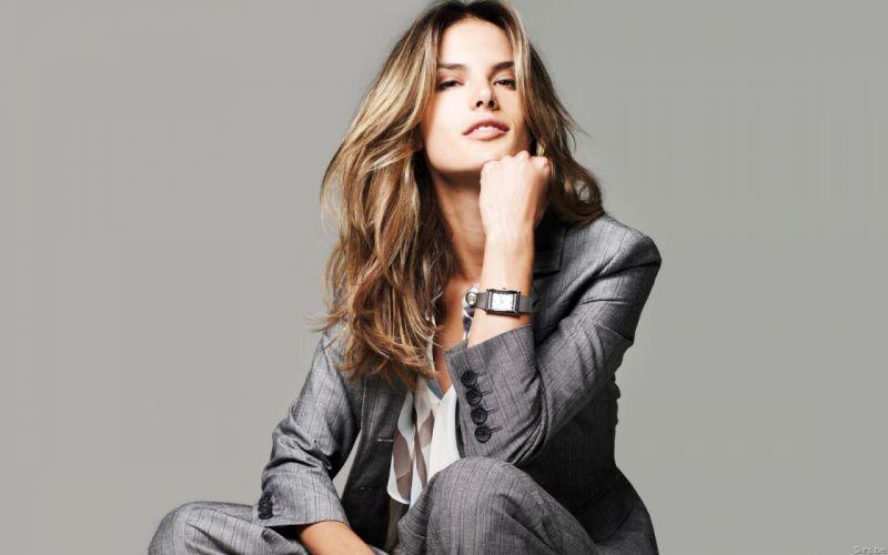 Alessandra Ambrosio fashion glamour model brunettes women females girls sexy babes c wallpaper