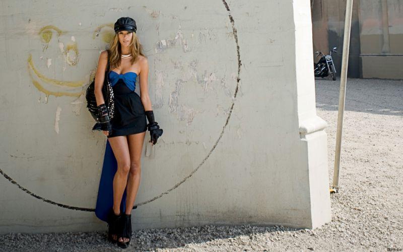 Alessandra Ambrosio fashion glamour model brunettes women females girls sexy babes x wallpaper