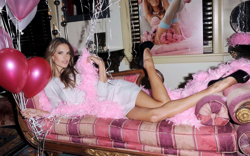 Alessandra Ambrosio fashion glamour model brunettes women females girls sexy babes e wallpaper