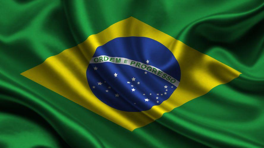 brazil flags wallpaper