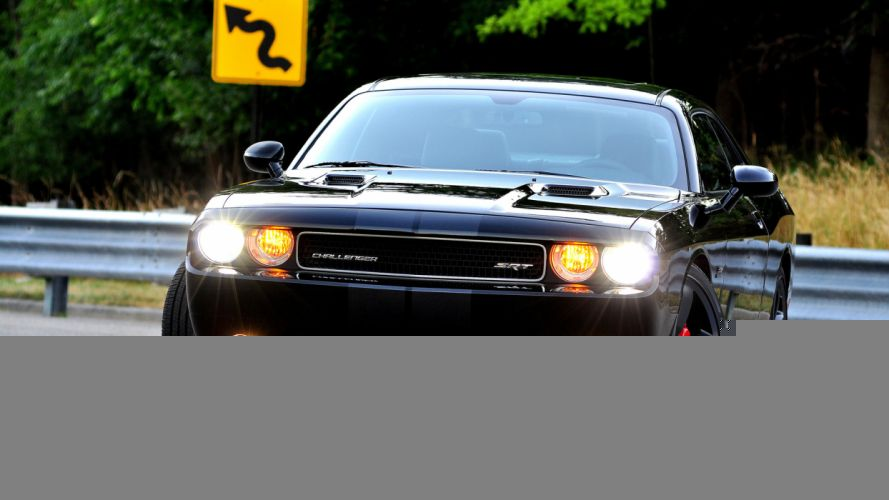 dodge challenger srt8 sergio marchionne tuning muscle cars wallpaper