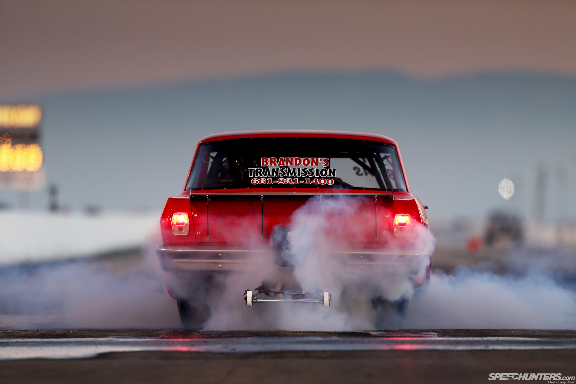 Drag Race Race Car Burnout Smoke Drag Strip Chevrolet Hot Rods