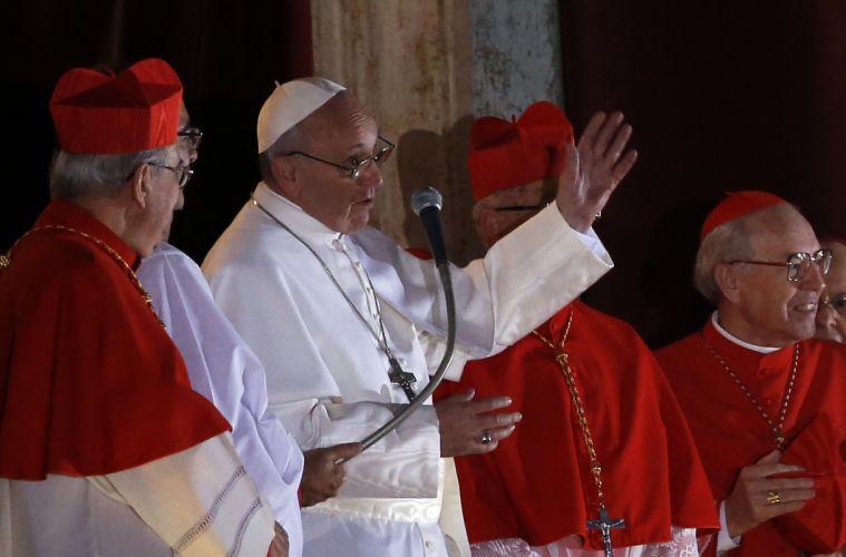 Pope Francis cardinal religion catholic men males people f wallpaper