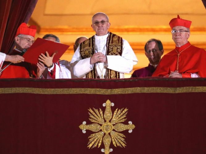 Pope Francis cardinal religion catholic men males people f wallpaper