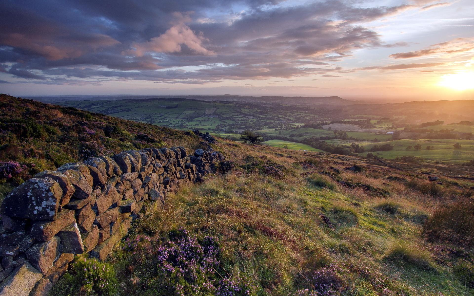 Landschaft Stones Rocks