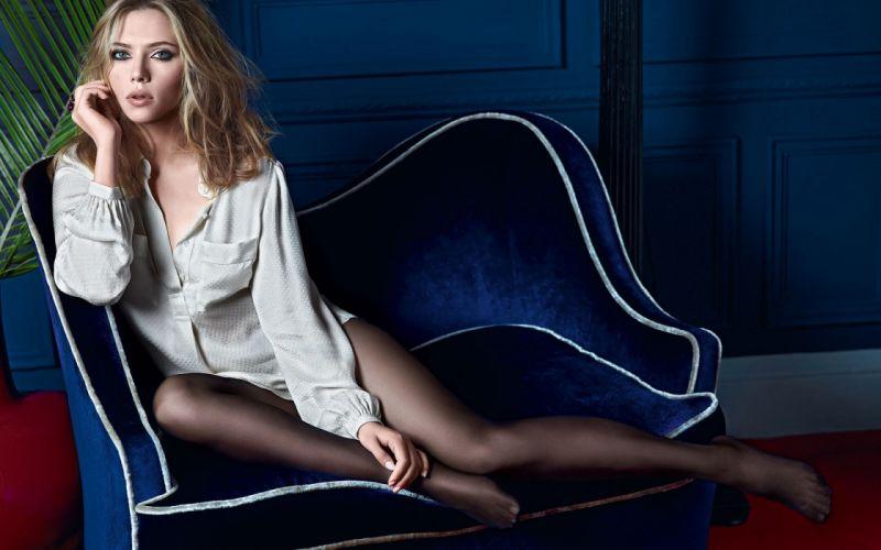 Scarlett johansson actress blondes women females girls sexy babes legs face wallpaper