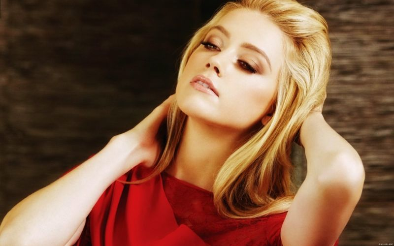 Amber Heard actress celebrity blondes women females girls babes sexy wallpaper