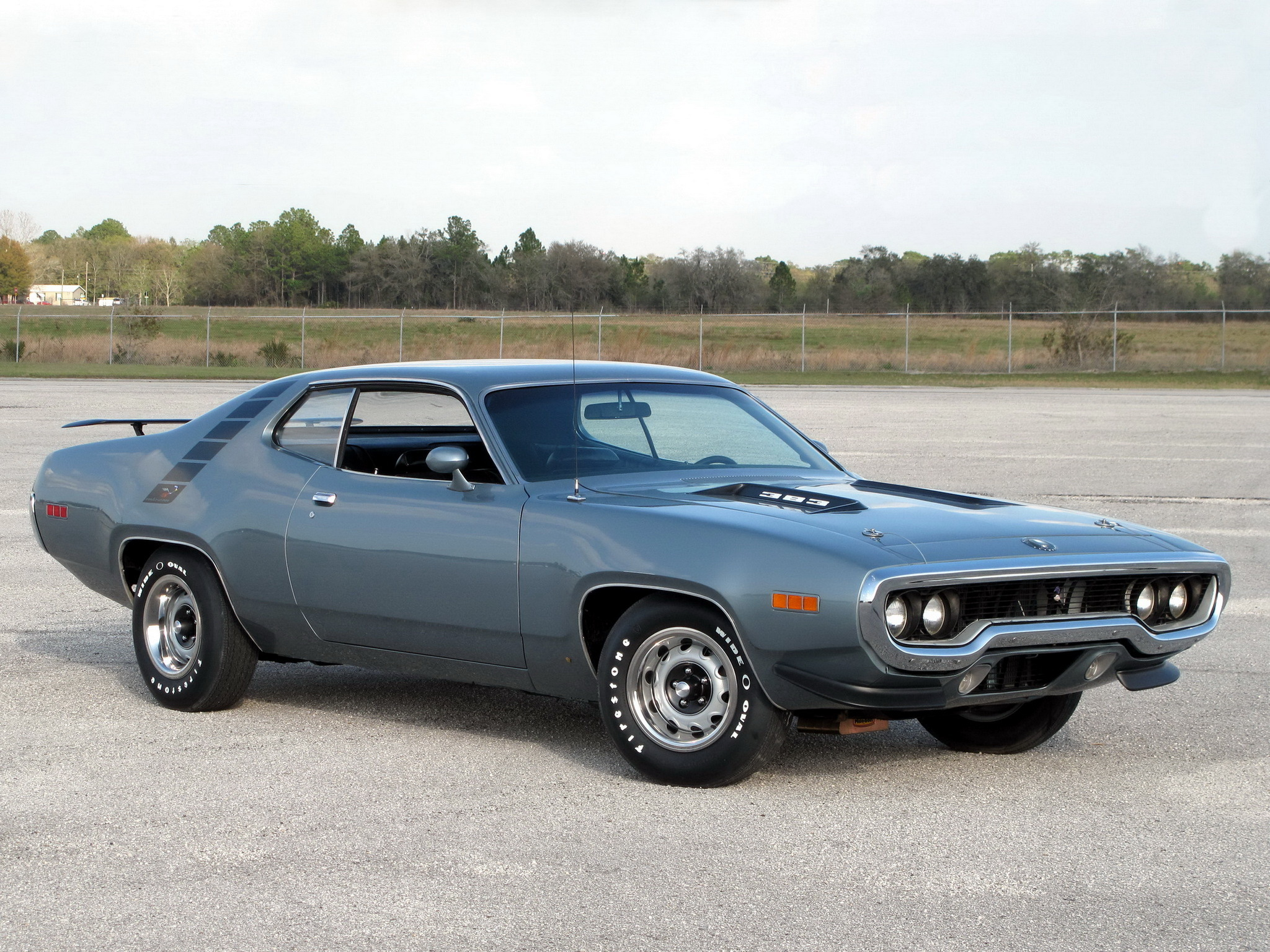 road runner 1971 muscle - photo #2