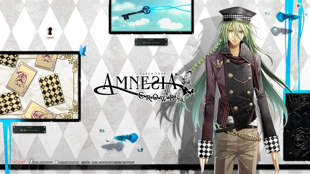 AMNESIA wallpaper