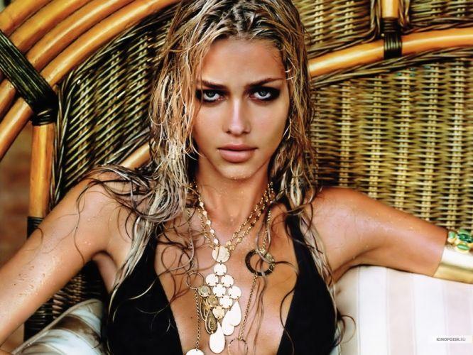 Ana Beatriz Barros model women females girls babes sexy face eyes e wallpaper